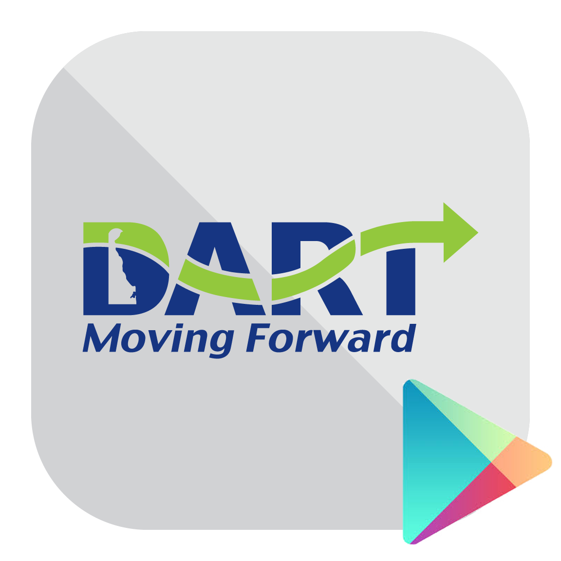 Download Android DART Transit App